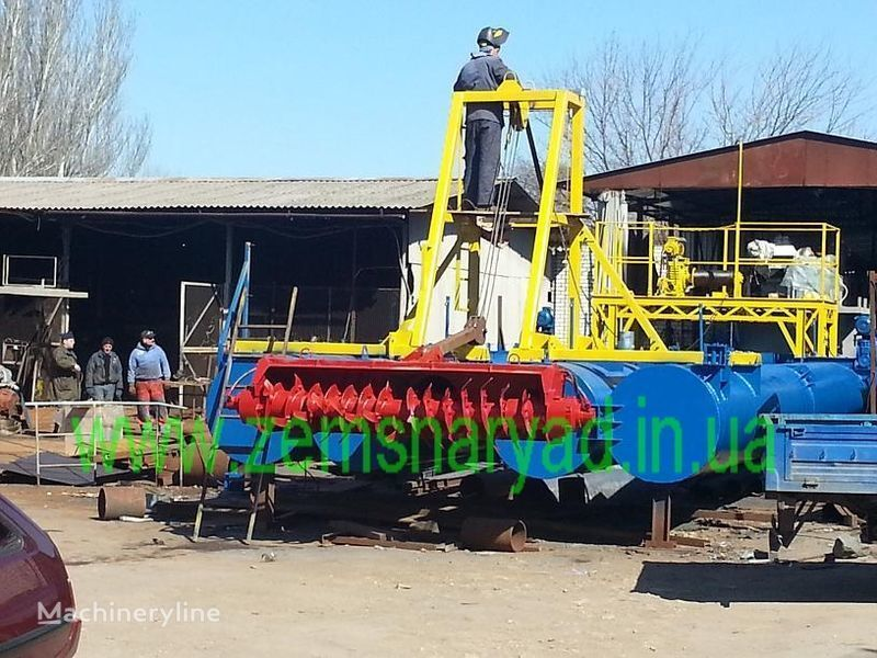 new NSS  3000/30-F dredge