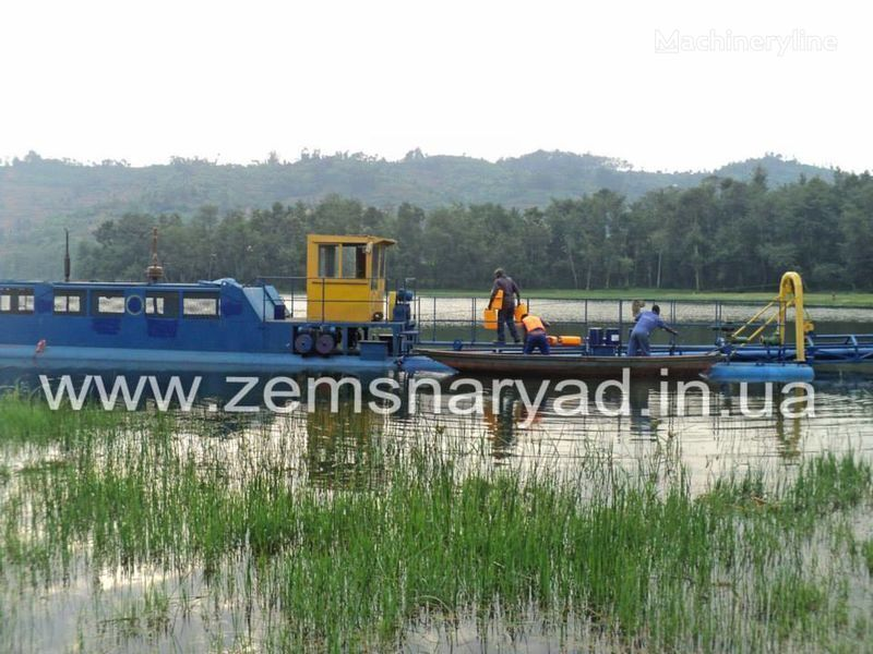 new NSS 400/20-F-K dredge