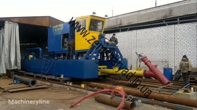 new NSS 800/40-F dredge