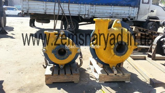 NSS Nasosy ot 5'' do 22'' dredge