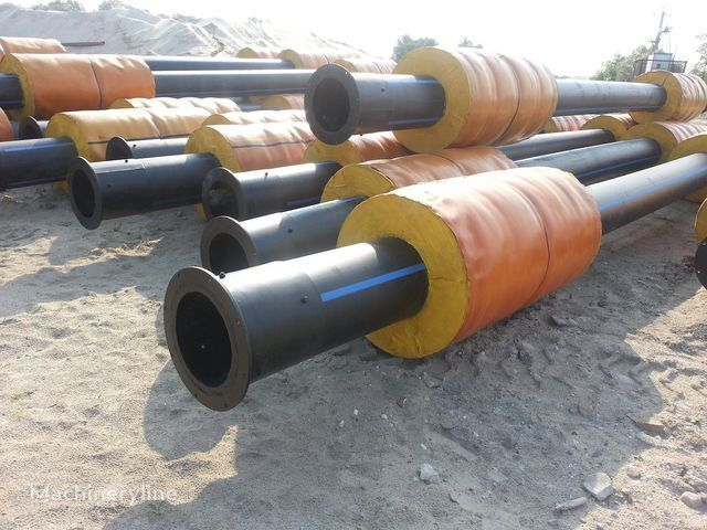 new NSS Pulpoprovod dredge