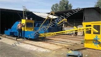 new NSS Zemsnaryad 100/30-GR dredge