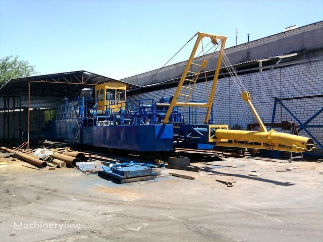 new NSS Zemsnaryad 3000 dredge