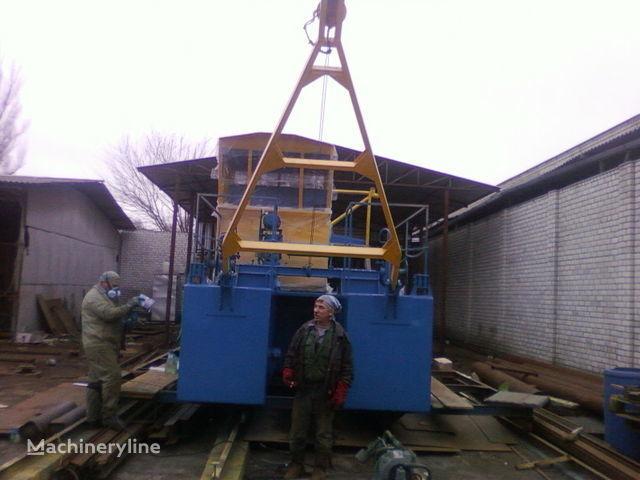 new NSS Zemsnaryad 600/40-GR dredge