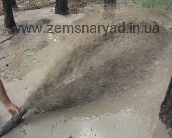 new NSS Zemsnaryad 60/30-D-GR dredge