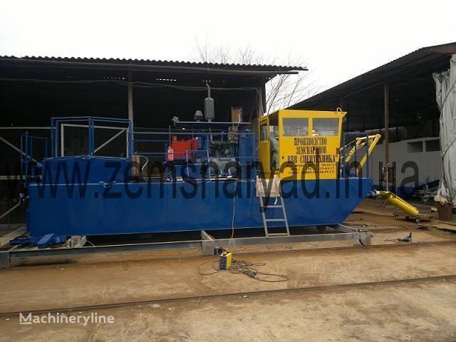 new NSS Zemsnaryad NSS 160 dredge