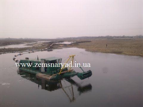NSS Zemsnaryad NSS 1600/25-F dredge