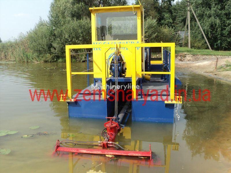 new NSS Zemsnaryad NSS 160/30-F-GR dredge