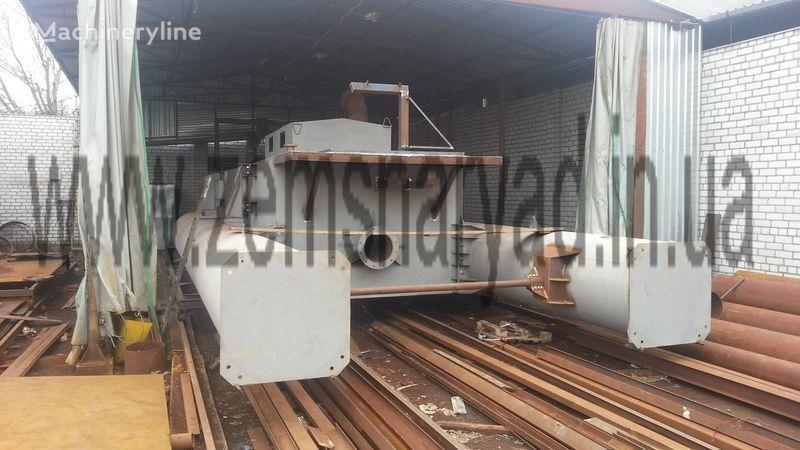 new NSS Zemsnaryad NSS 2500/50-F dredge