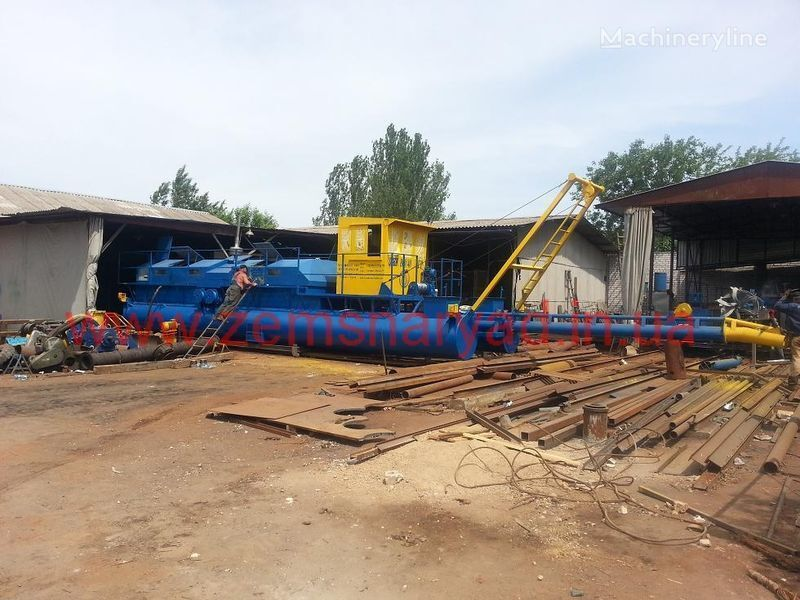 new NSS Zemsnaryad NSS 800/40-GR dredge