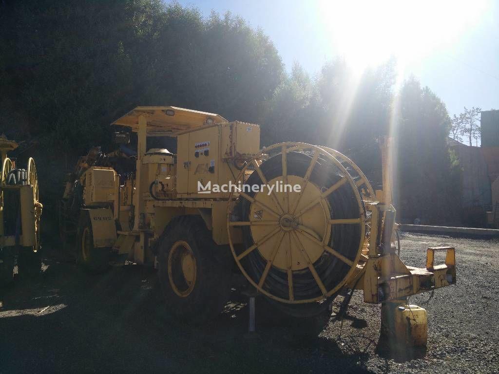 Atlas Copco Boomer 352 drilling rig