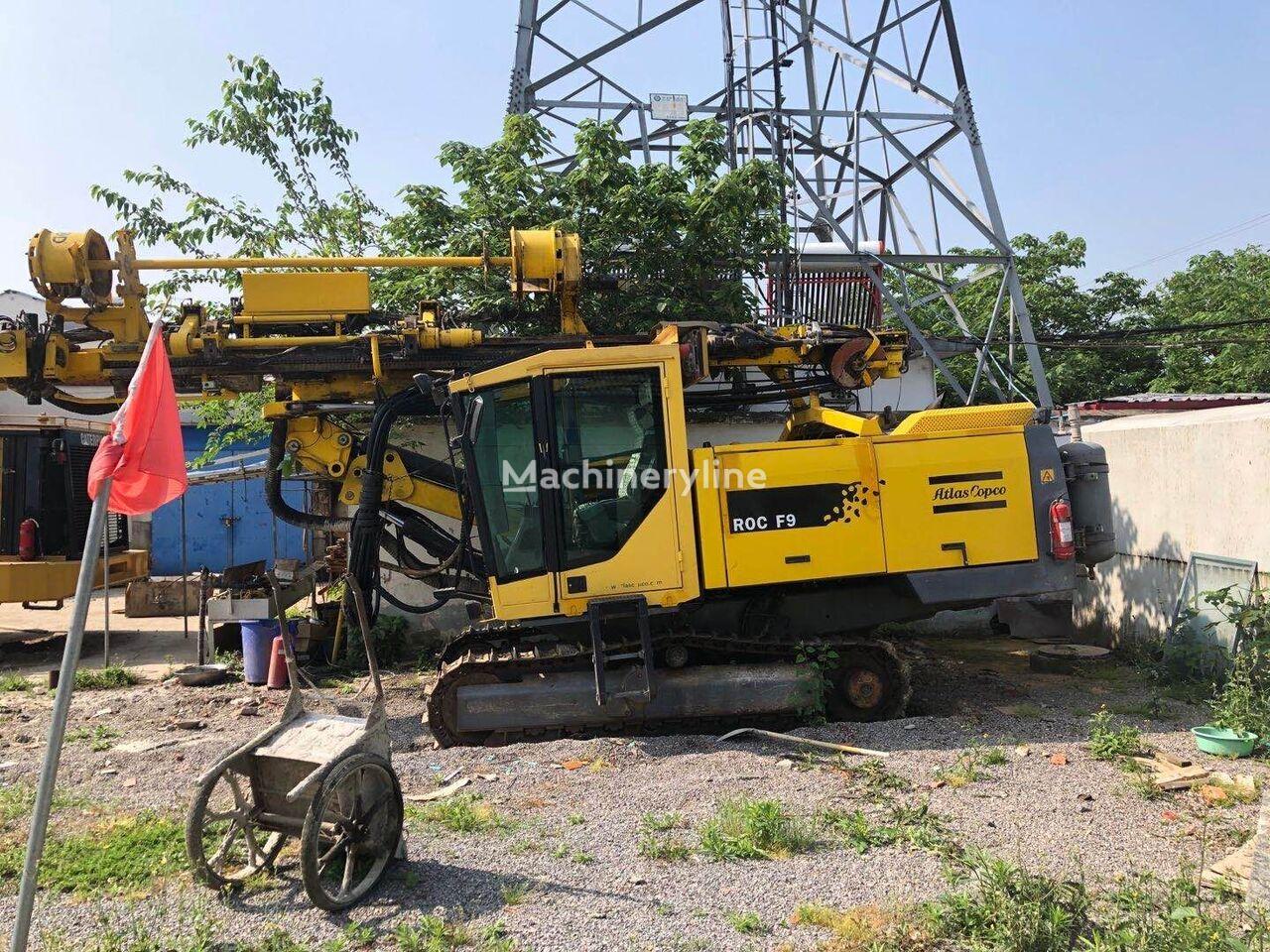 Atlas Copco ROC F9 drilling rig