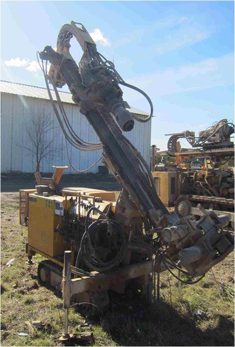 BERETTA T41 drilling rig