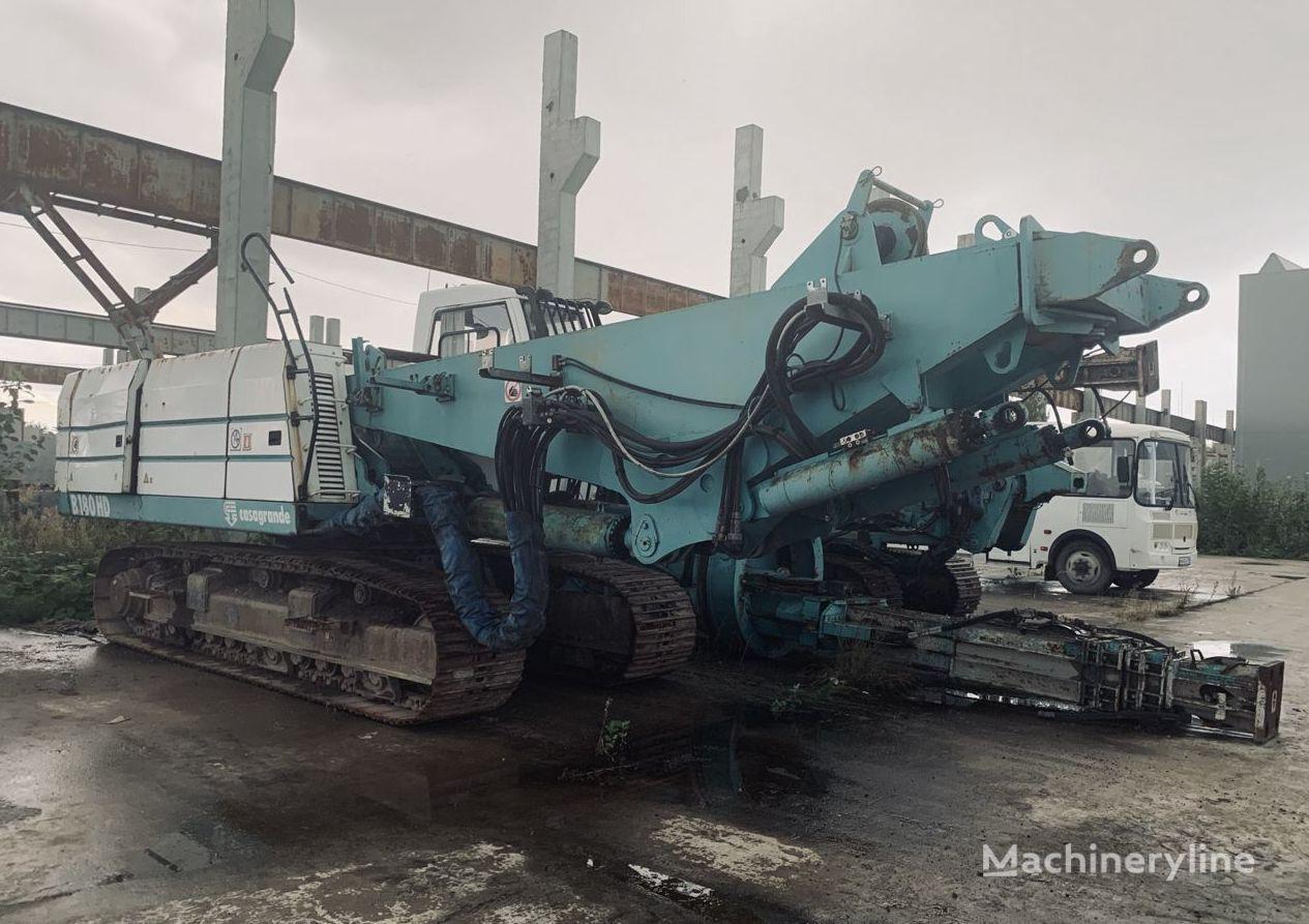 CASAGRANDE B180      WALL drilling rig