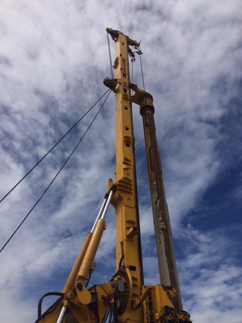 CASAGRANDE B250 drilling rig