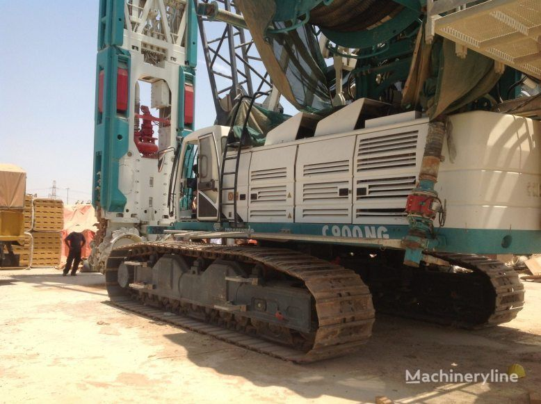CASAGRANDE FD90 on C900 crane  EXCELLENT CONDITION!!! drilling rig