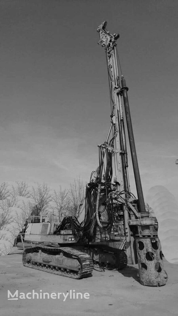 DELMAG  RH0610 drilling rig