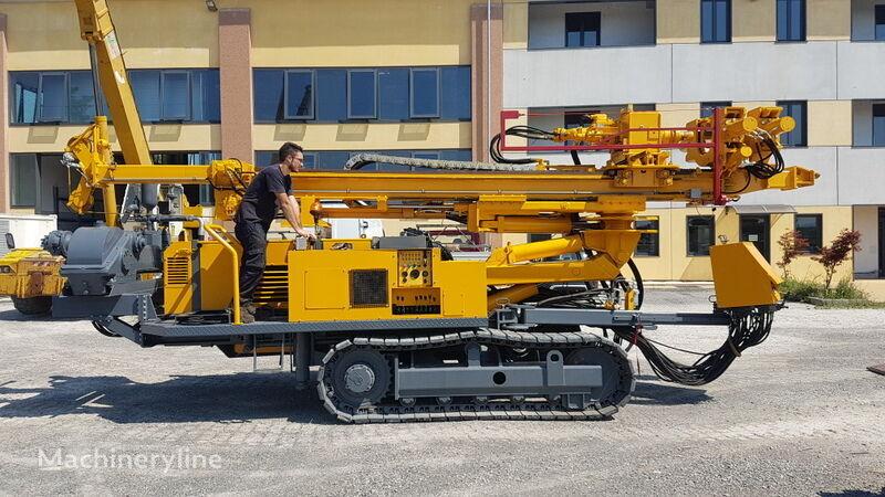 EGT MD 5000 drilling rig