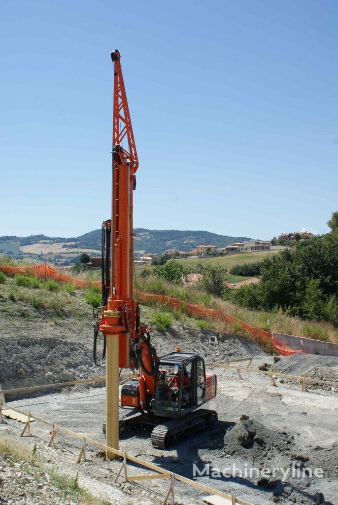 new GEAX EK60 P drilling rig