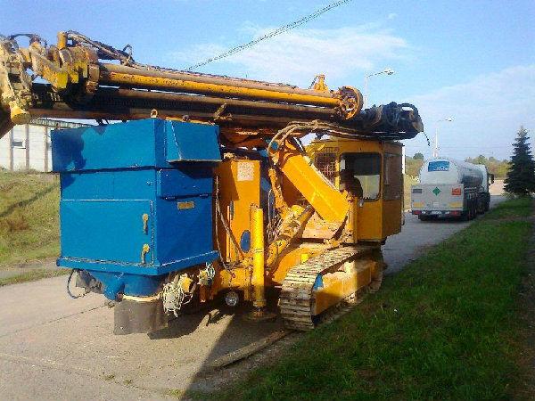 HAUSHERR HBM 60 drilling rig