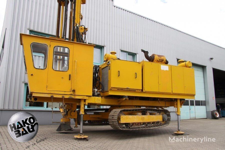 HAUSHERR HBM 80R-DR drilling rig