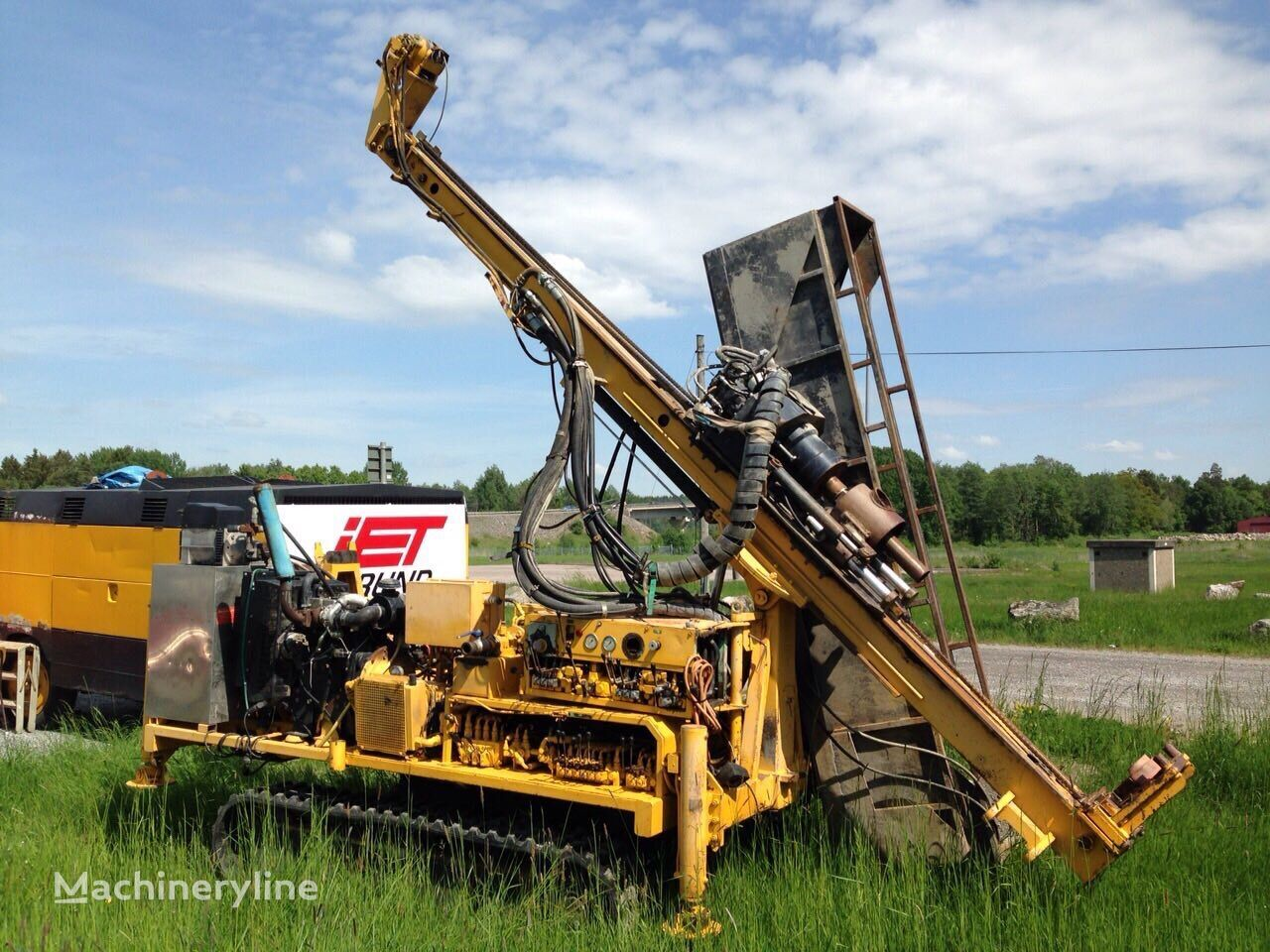 IBEX 350 WED drilling rig