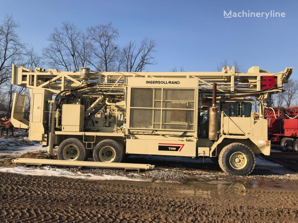 INGERSOLL RAND 2000 drilling rig