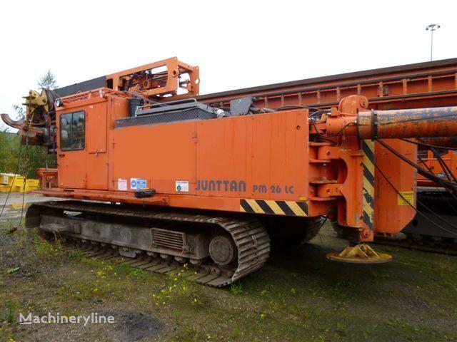 Junttan PM26 - 40 LC drilling rig
