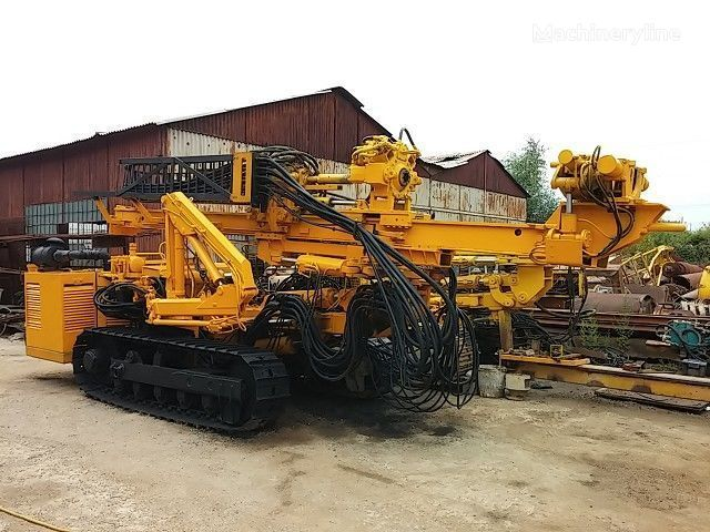 KLEMM KR 806 D drilling rigs for sale, drilling plant from