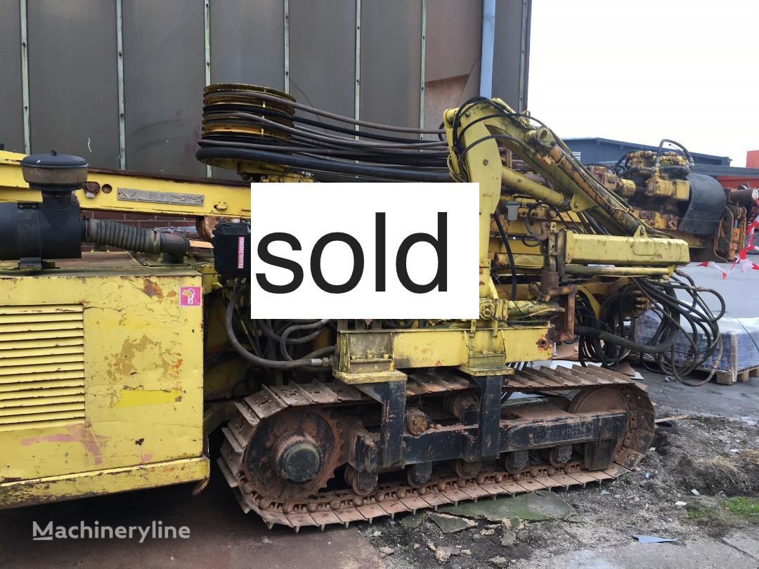 KLEMM KR 806 Doppelkopfbohranlage drilling rigs for sale, drilling