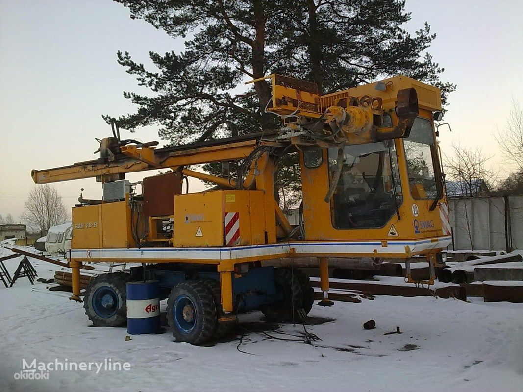 Nordmeyer SMAG  drilling rig for parts