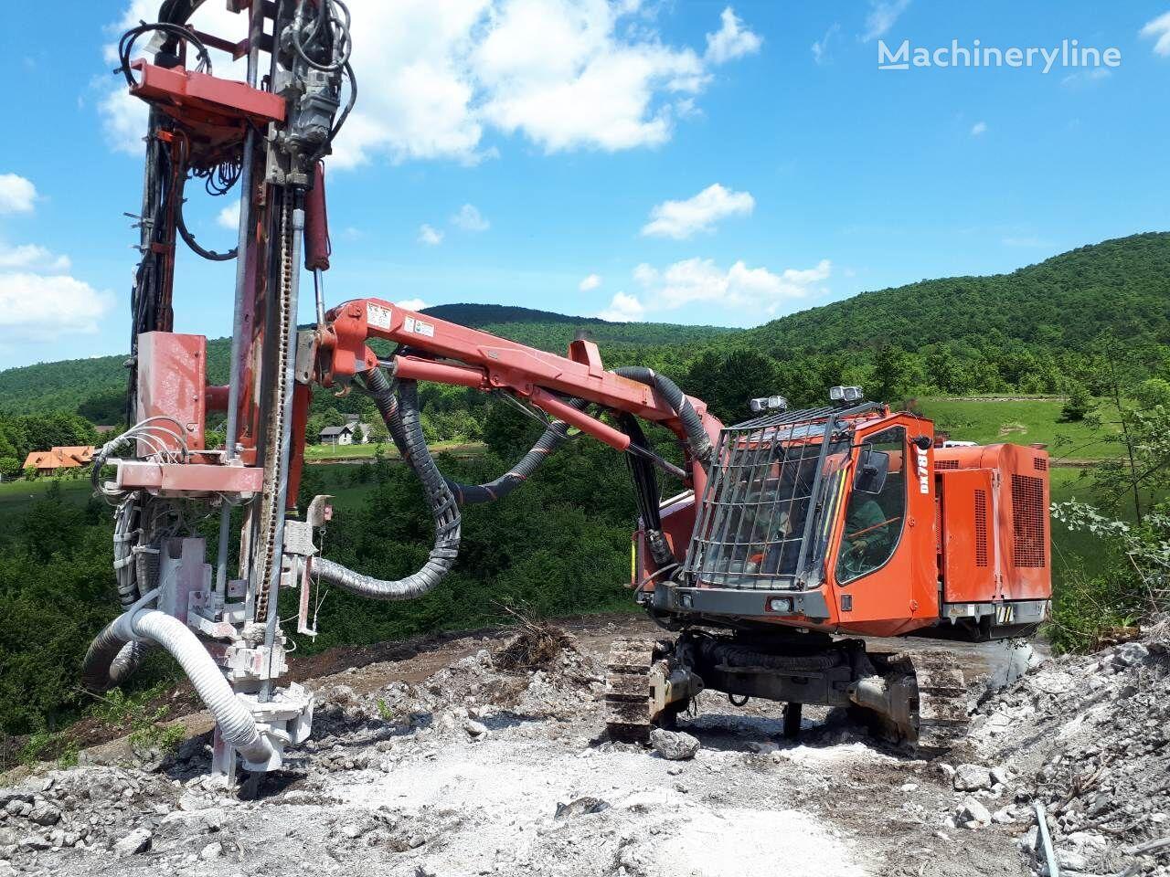 SANDVIK DX780 drilling rig