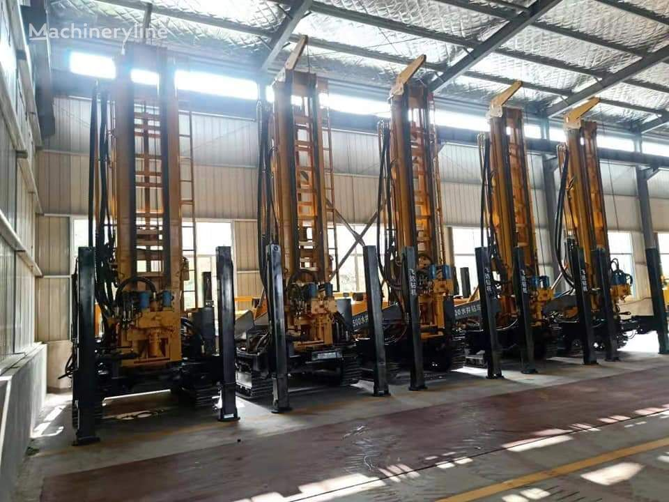 new SANROCK FY400 400m water well drilling rig drilling rig