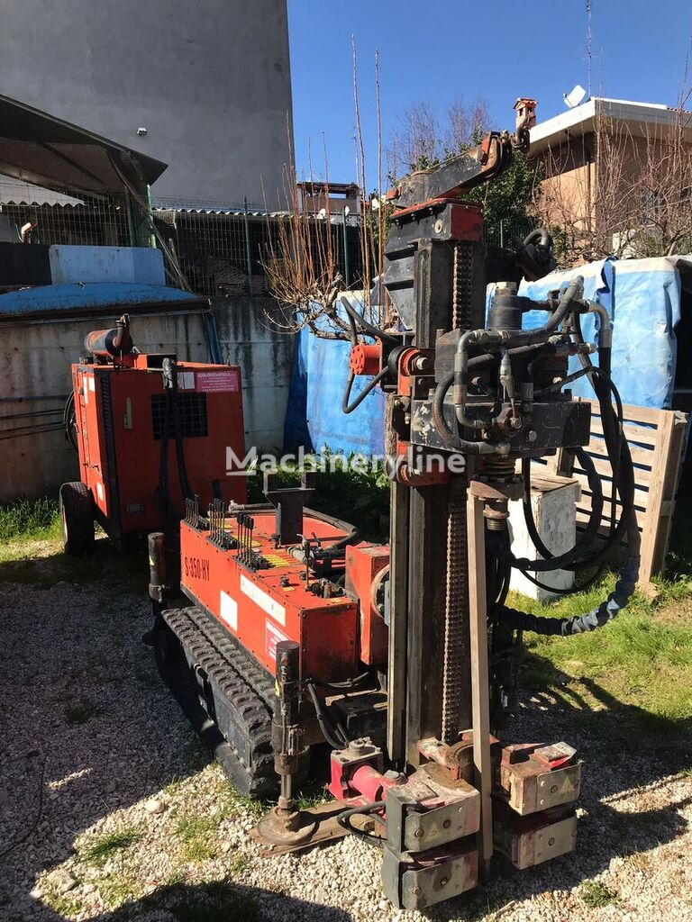SOIL SYSTEM S 350 HY drilling rig