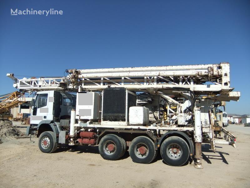 Soilmec G 28 drilling rig