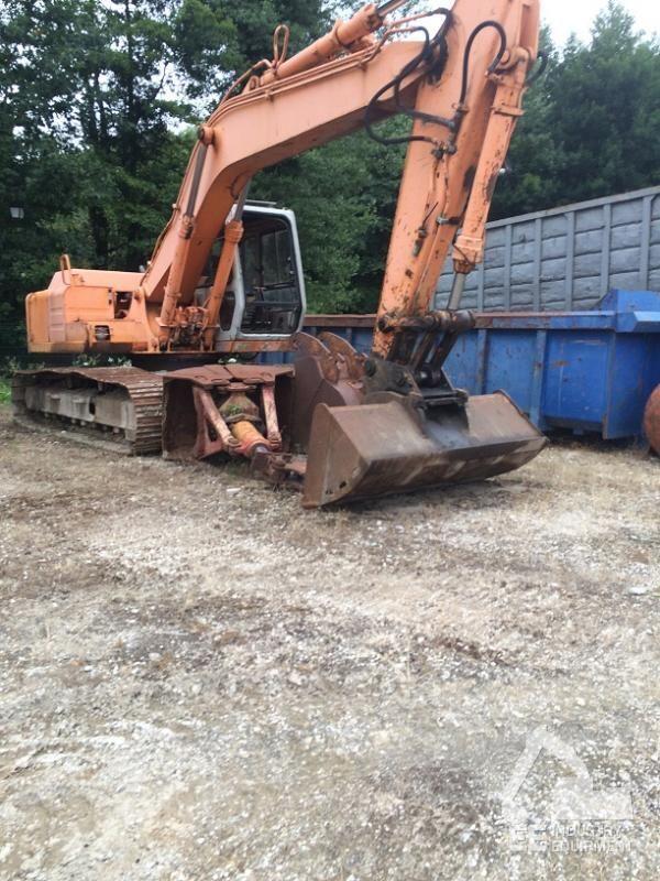 HITACHI FH 150 front shovel excavator