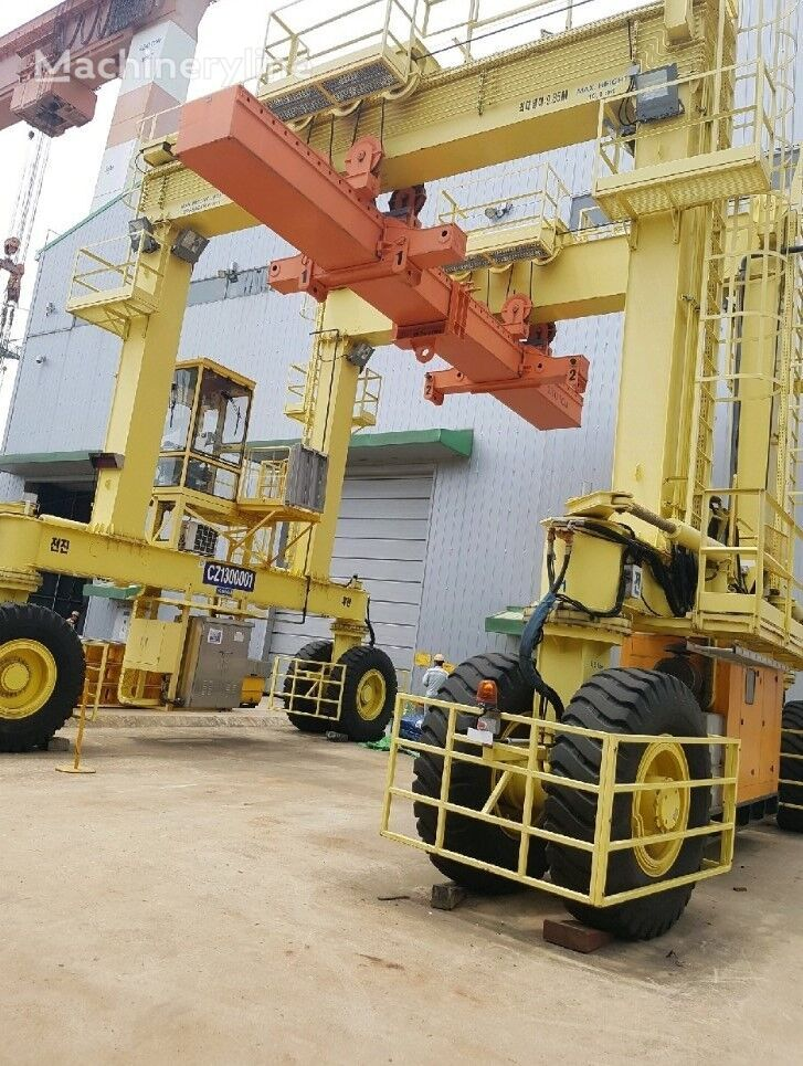 DEMAG COMETTO,130tons, LIFTINF DEVICE, 2010 gantry crane