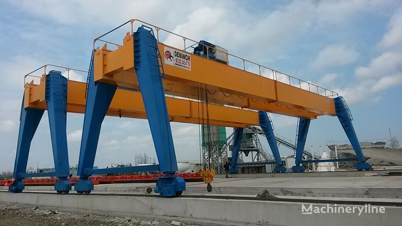 new DEWINCH Gantry Crane, Overhead Crane Manufacturer, Double Beam Cranes gantry crane