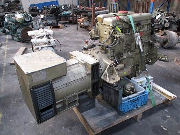 DAF 615 TURBO generator