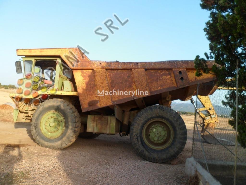 ASTRA BM 35 haul trucks for sale, rigid dumper, rigid dump truck