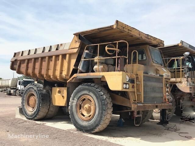 CATERPILLAR 769C -769D -771D haul truck