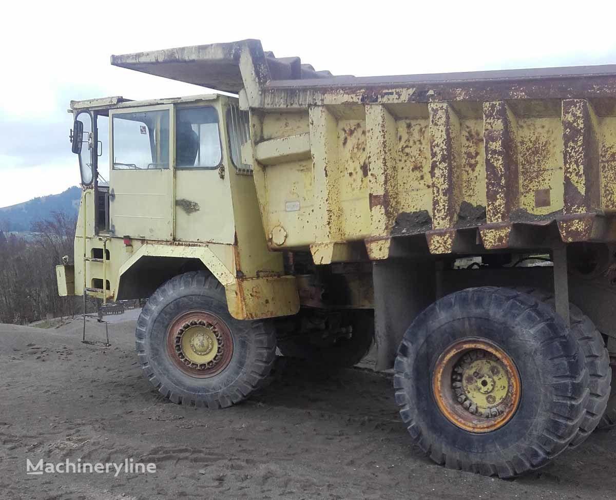 FAUN K25 haul truck