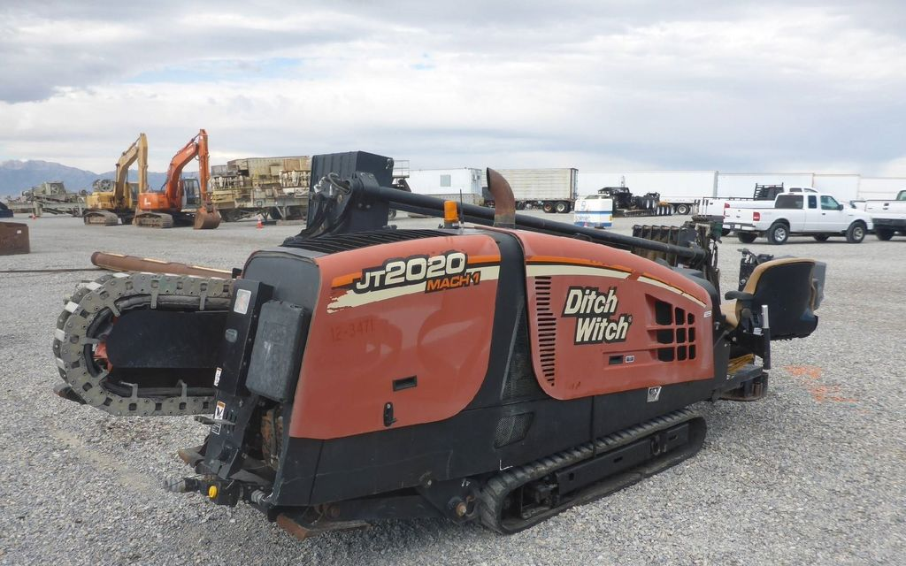 DITCH-WITCH JT2020 Mach1 horizontal drilling rig