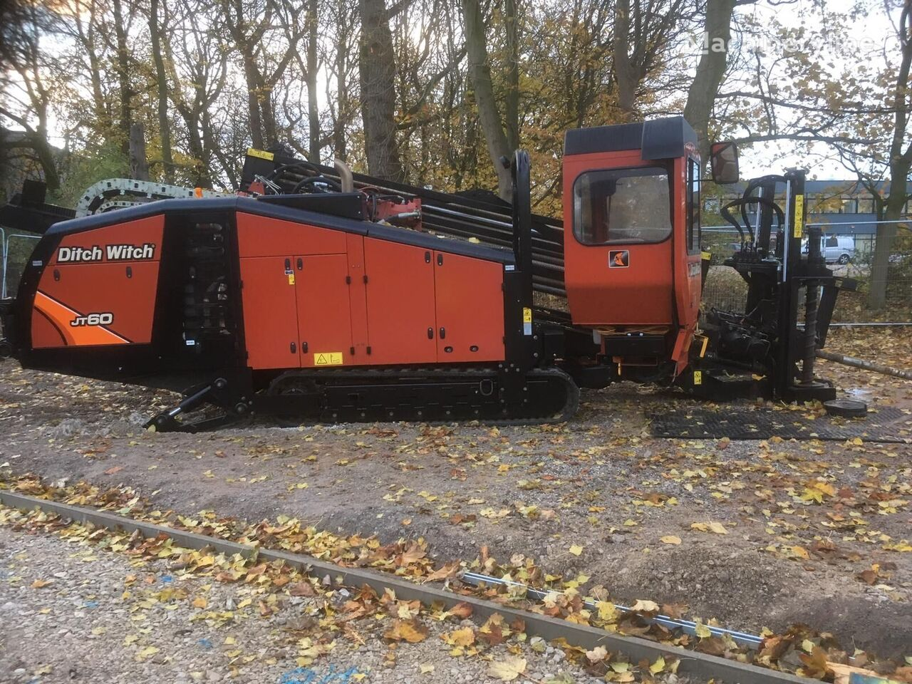DITCH-WITCH JT60 horizontal drilling rig