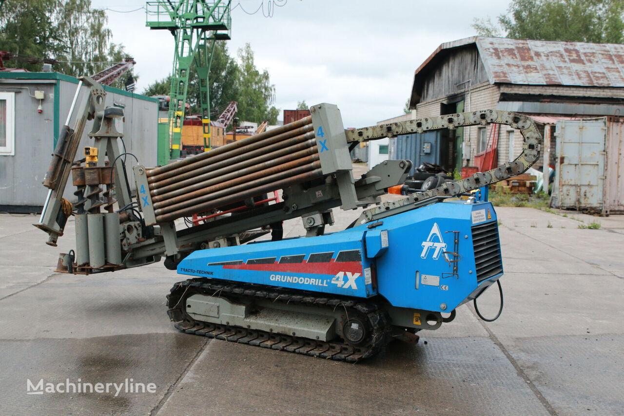 TRACTO-TECHNIK Grundodrill 4X horizontal drilling rig