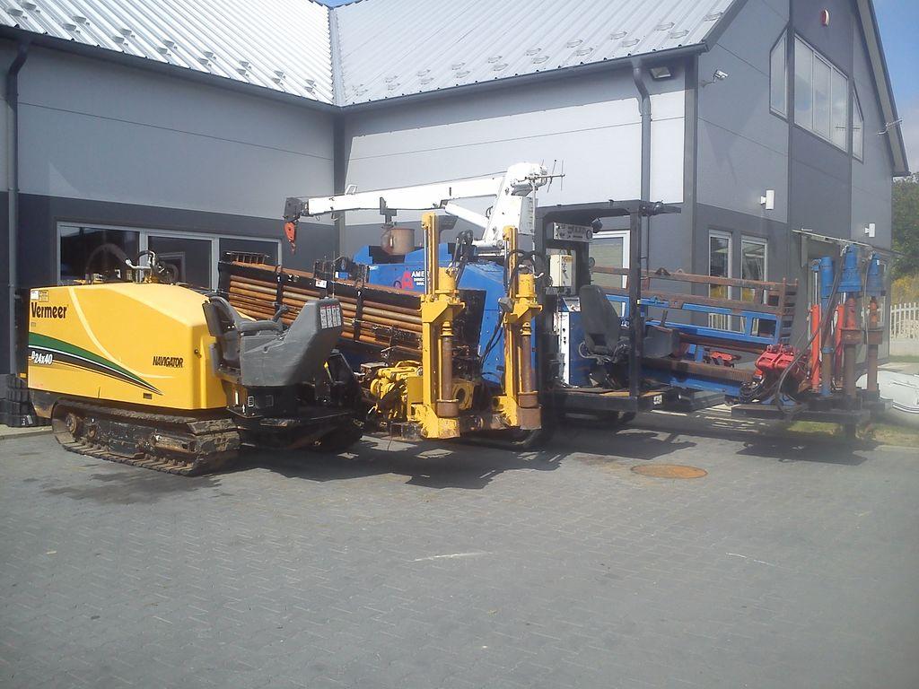 VERMEER  D 24x40 SII horizontal drilling rig