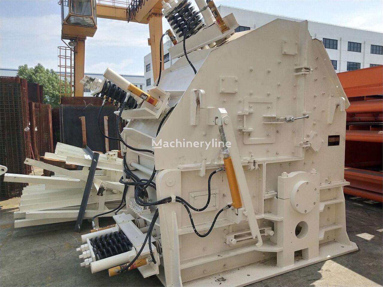 new KINGLINK KPF1412 impact crusher