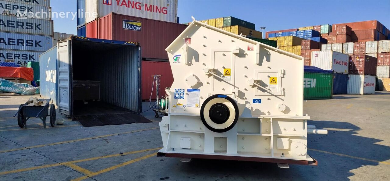 new KINGLINK PF1210 impact crusher