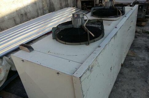 suflanta racire intensiva (cu 2 evaporatoare) Goedhart industrial air conditioner