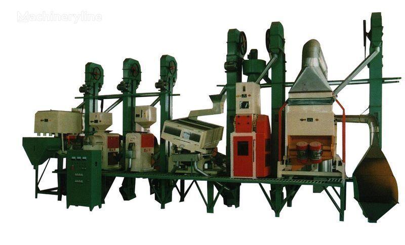 new Risovyy zavod Kitay 18 - 150 tonn v sutki industrial equipment